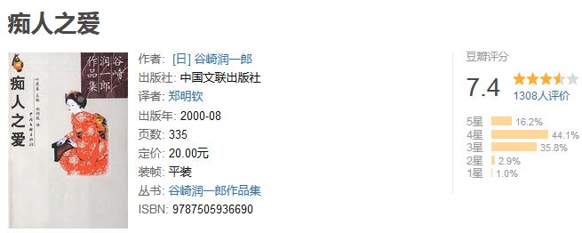 《谷崎润一郎精选集》(套装共 11 册)by 谷崎润一郎