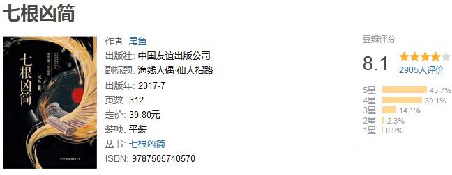 《晋江大神尾鱼经典作品合集》(套装共 14 本)by 尾鱼