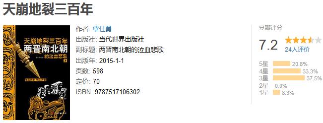 《天崩地裂三百年》(上) by 覃仕勇