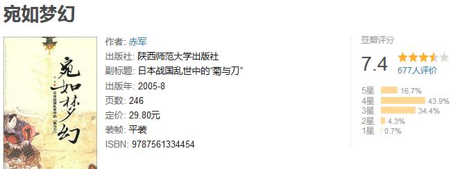 《宛如梦幻三部曲》by 赤军