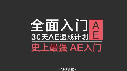 《30 天 AE 速成计划》百度网盘下载